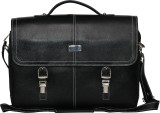 C Comfort Messenger Bag (Black)