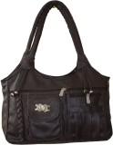 Pms Fashions Hand-held Bag (Black)