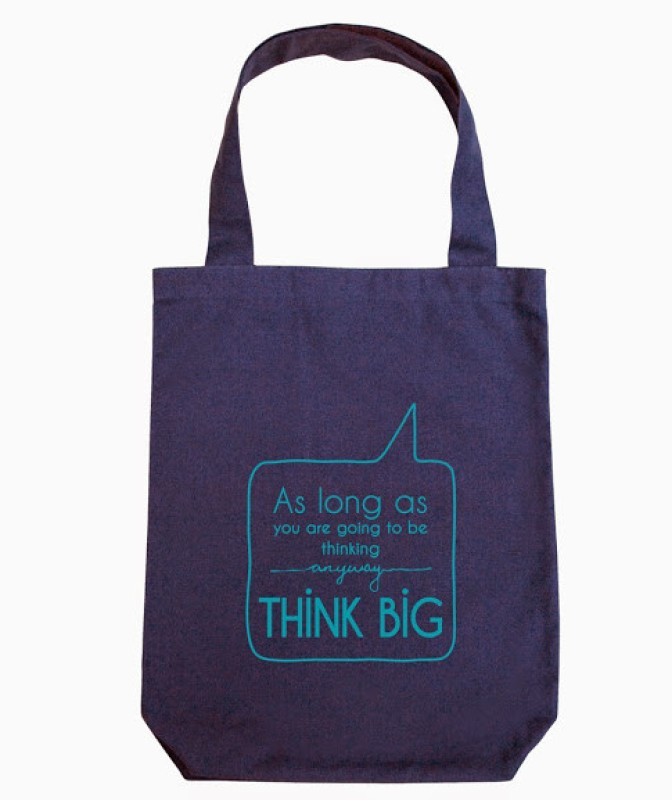 Clean Planet Tote(Blue)