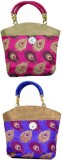 Nidhi Messenger Bag (Multicolor)