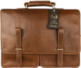 Hidesign Messenger Bag (Tan)