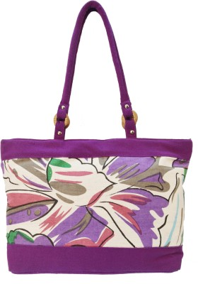 Shilpkart Hand-held Bag(Purple)