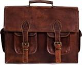 Goatter Messenger Bag (Tan)