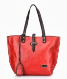 Calvino Shoulder Bag (Red)