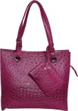 BeauIdeal Hand-held Bag (Pink)