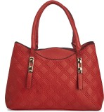 Vero Couture Hand-held Bag (Red)