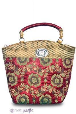 PRETTY KRAFTS Hand-held Bag