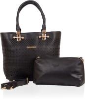 Pankhudi Shoulder Bag(Black)
