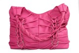 Zircons Shoulder Bag (Pink)