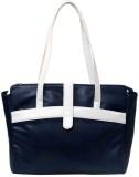 Ebry Shoulder Bag (Blue, White)