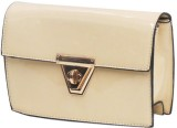 LIQUORISH Shoulder Bag (Beige)