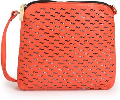 Lengloy Sling Bag(Orange)