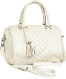 Lychee Bags Shoulder Bag (White)
