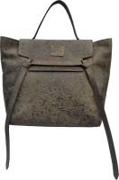 Tamanna Hand-held Bag(BROWN)