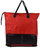 Etiquette Messenger Bag (Red)