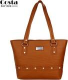 Costa Swiss Shoulder Bag (Brown)