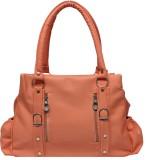 Lifestyle Fashion Hand-held Bag (Orange)
