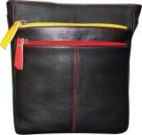 Style 98 Women Black Genuine Leather Sli...