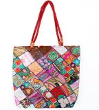 Purpledip Shoulder Bag (Multicolor)