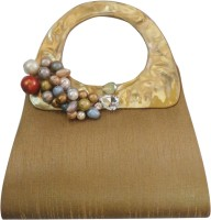 Bhamini Hand-held Bag(Gold)
