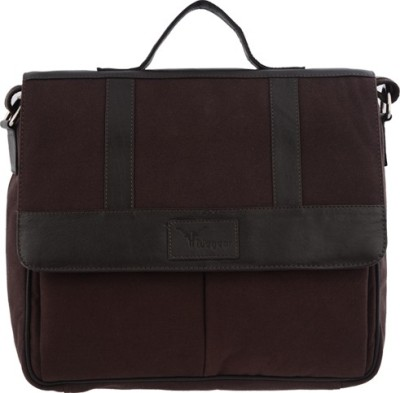 Hidegear Messenger Bag(Brown)