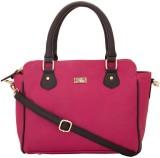 Yelloe Hand-held Bag (Pink)