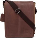 WildHorn Messenger Bag (Brown)