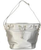 TGF Messenger Bag (Silver)