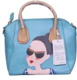Divsam Hand-held Bag (Blue)