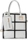 Dolls N Queens Hand-held Bag (White)