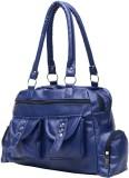 Gioviale Hand-held Bag (Blue)