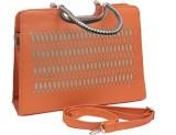 Glam Attires Messenger Bag (Orange)