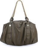 Bags Craze Hand-held Bag (Brown)