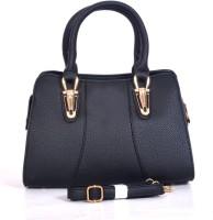 Frosty Fashion Shoulder Bag(Black)