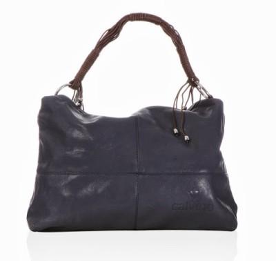 Calvino Shoulder Bag(Blue)
