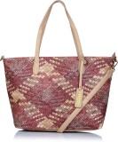 Caprese Shoulder Bag (Brown, Purple)