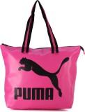 Puma Tote (White, Pink)