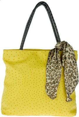 Leora Shoulder Bag(Yellow)