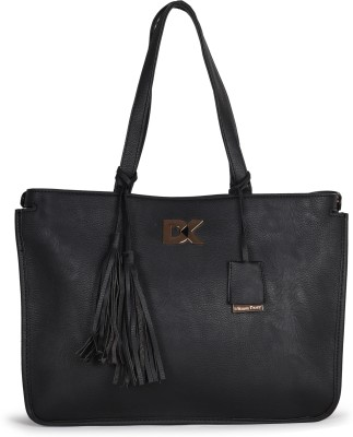 Diana Korr Hand-held Bag(Black)