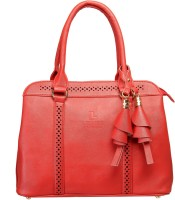 Levise London Hand-held Bag(Red-0047)