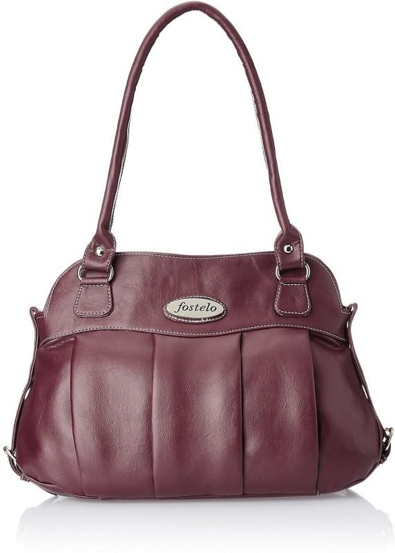 3e221e18c6 Fostelo Hand-held Bag(Purple)