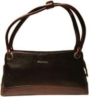 Kudos Shoulder Bag(Black, Brown)