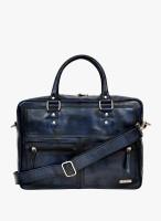HX London Messenger Bag(Brushoff Blue)