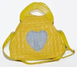 Speed Dot Shoulder Bag (Yellow)