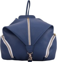 The Maker Tote(Blue)
