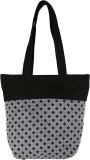 Needlecrest Shoulder Bag (Black, Grey)