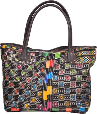 Jaipur Textiles Hub Shoulder Bag