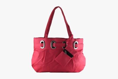 OLD SPORT Hand-held Bag(PINK)