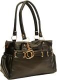 Stepee Shoulder Bag (Black)