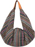 Anekaant Hobo (Orange, Multicolor)